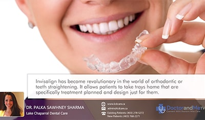 Why Invisalign Makes Patients In Calgary, Ab Smile